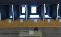 Linee di tiro per armi da fuoco 25/50m